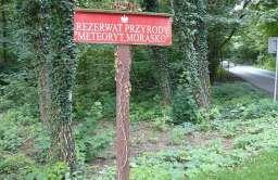 """Rezerwat Przyrody """"Meteoryt Morasko"""""""