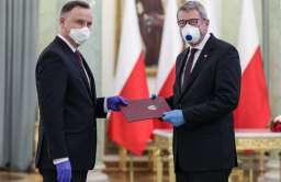 Wojciech Murdzek i Andrzej Duda