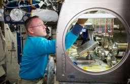 Laboratorium na pokładzie Międzynarodowej Stacji Kosmicznej