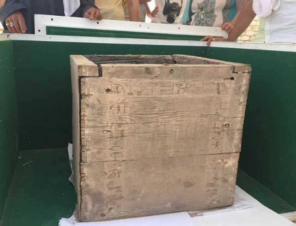 Egipt: odkryto komnatę grobową należącą do córki faraona