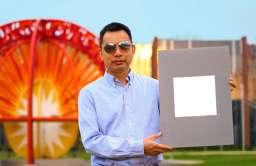 Najbielsza farba na świecie odbija 98 proc. światła i może chłodzić budynki