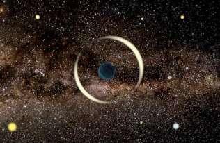 Naukowcy z UW odkryli najmniejszą planetę swobodnie poruszającą się po Drodze Mlecznej
