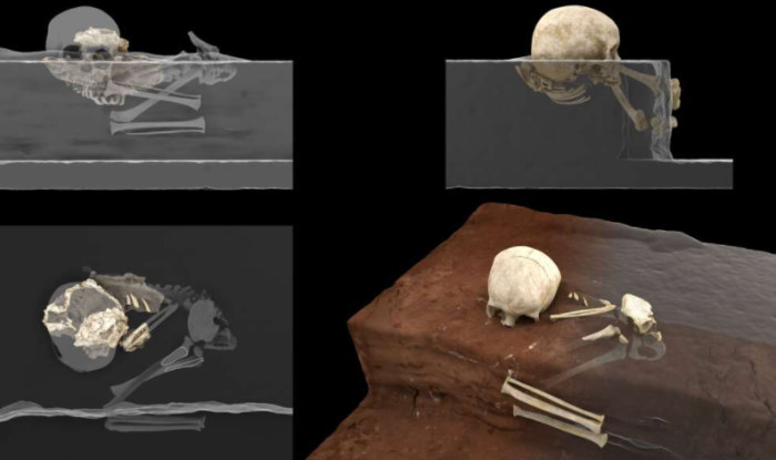 Odkryto najstarszy znany pochówek człowieka współczesnego