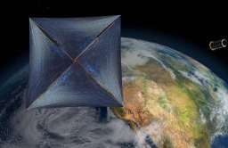 Nanosonda z projektu Breakthrough Starshot