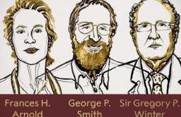Nagrody Nobla 2018 z chemii przyznane