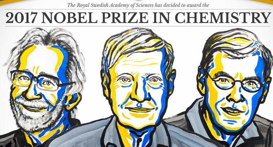 Ogłoszono laureatów Nagrody Nobla 2017 z chemii