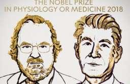 Przyznano Nagrodę Nobla 2018 z medycyny i fizjologii