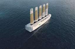 Szwedzi budują największy żaglowiec na świecie. Oceanbird pomieści aż 7 tys. pojazdów