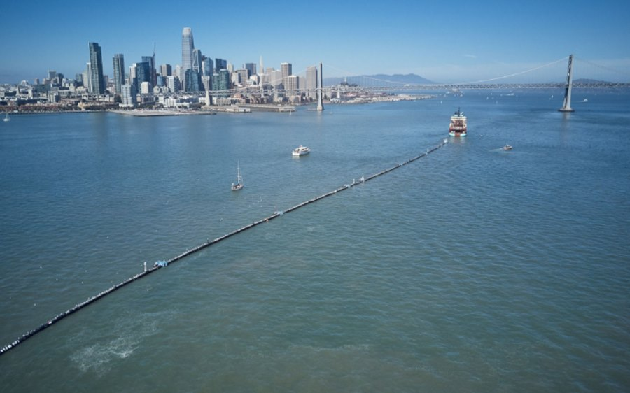 Projekt The Ocean Cleanup