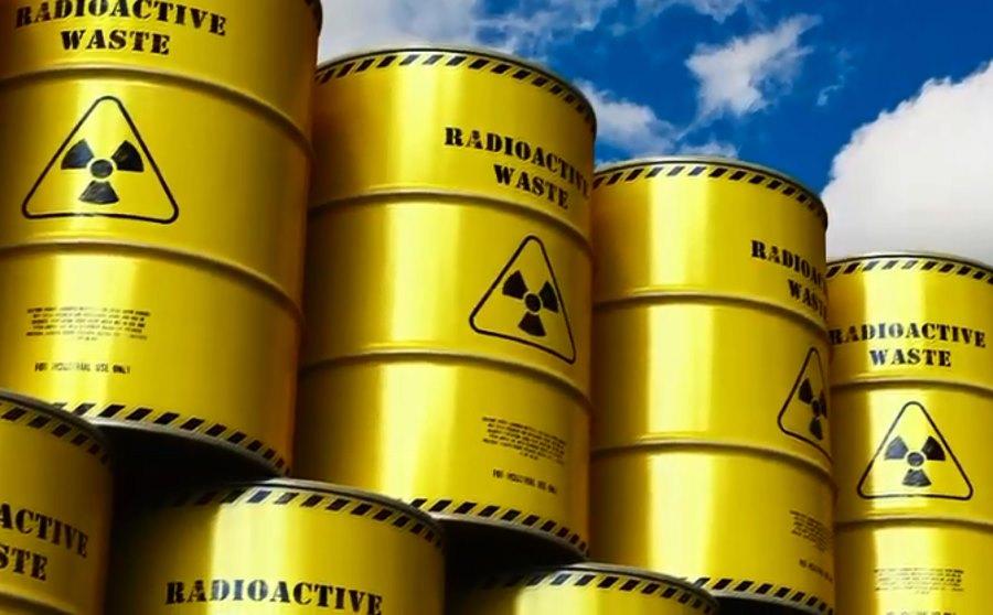 Odpady radioaktywne