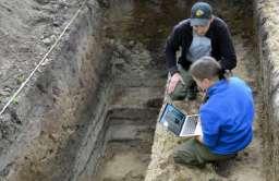 Elbląscy leśnicy odkryli pozostałości neolitycznej osady