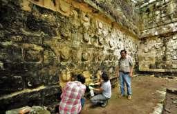 Odkryto pozostałości rozległego pałacu Majów