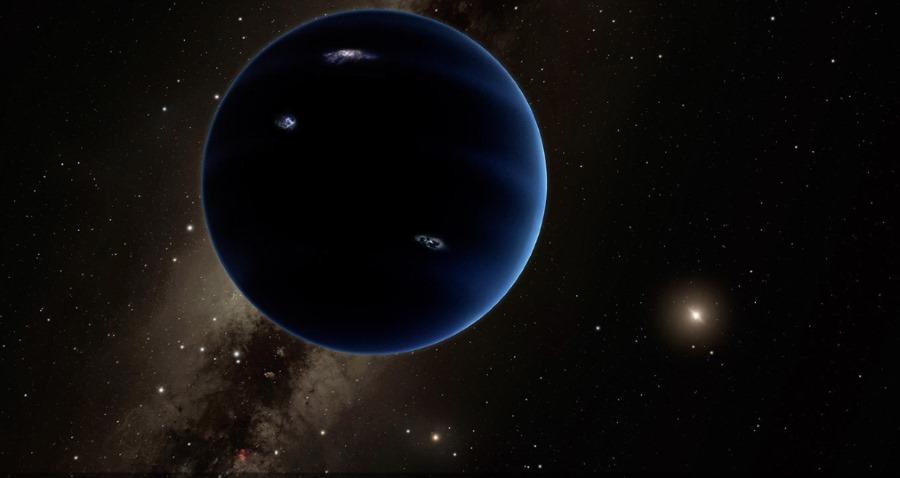 Dziewiąta Planeta może być w rzeczywistości czarną dziurą