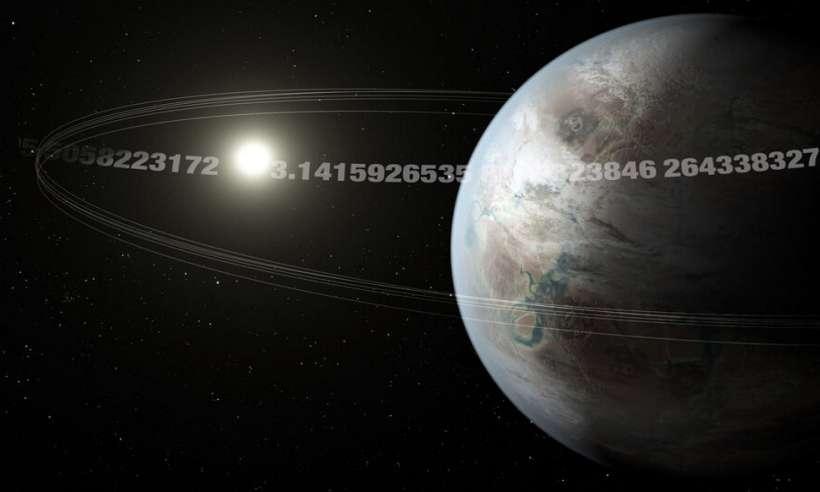 Planeta Pi. Astronomowie odkryli egzoplanetę wielkości Ziemi z orbitą wynoszącą 3,14 dnia
