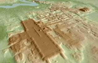 Najstarsza i największa budowla Majów odkryta w południowym Meksyku