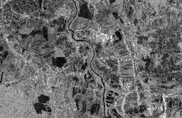 Podtopienia w Polsce na zdjęciach satelitarnych