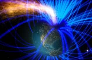 Odwrócenie pola magnetycznego 42 tys. lat temu mogło spowodować masowe wymieranie