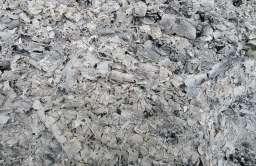 Popioły powstające w wyniku spalania węgla mogą absorbować CO2