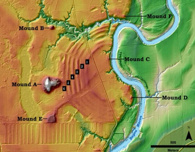 Monumentalne budowle ziemne rdzennych Amerykanów