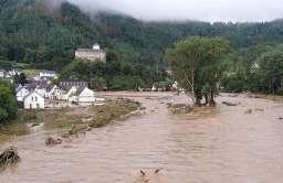 Zmiany klimatu sprawią, że w Europie będzie więcej katastrofalnych burz i powodzi