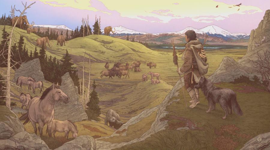 Gdzie i kiedy udomowiono psy? Nowe badania sugerują, że miało to miejsce na Syberii co najmniej 23 tys. lat temu