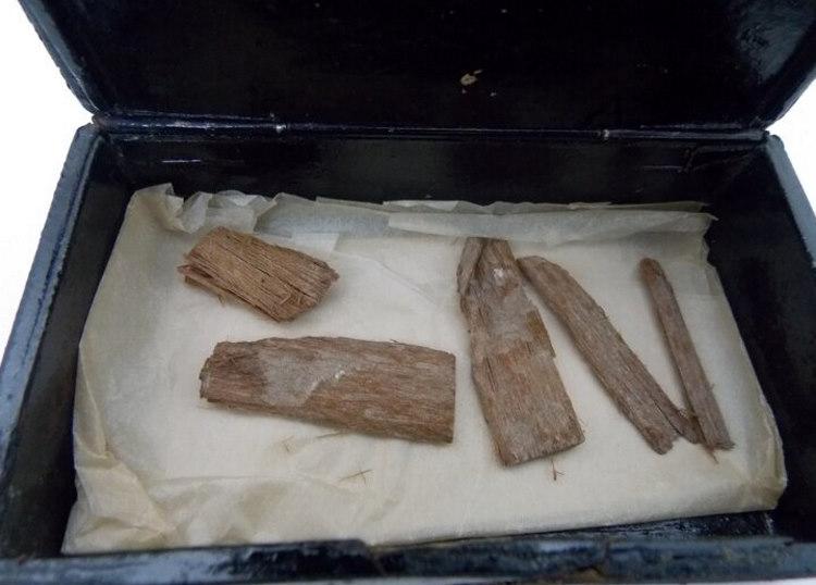 Zaginiony artefakt z Wielkiej Piramidy znaleziony w pudełku po cygarach