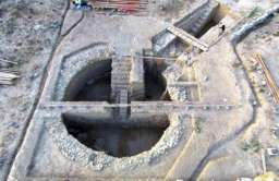 Archeolodzy odkryli w Grecji dwa grobowce sprzed 3500 lat, których ściany były pokryte złotem