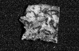 Fragment zwoju z Qumran