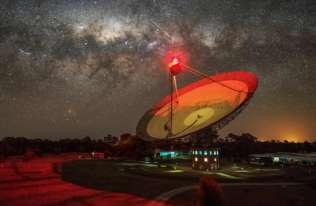 Zagadkowy sygnał z Proxima Centauri