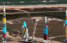 Jak wyglądałyby starty rakiet kosmicznych, gdyby te były przeźroczyste?