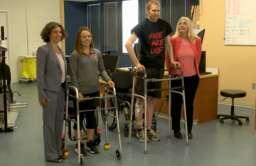 Sparaliżowani po uszkodzeniu rdzenia kręgowego