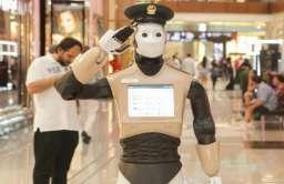 Robot-policjant