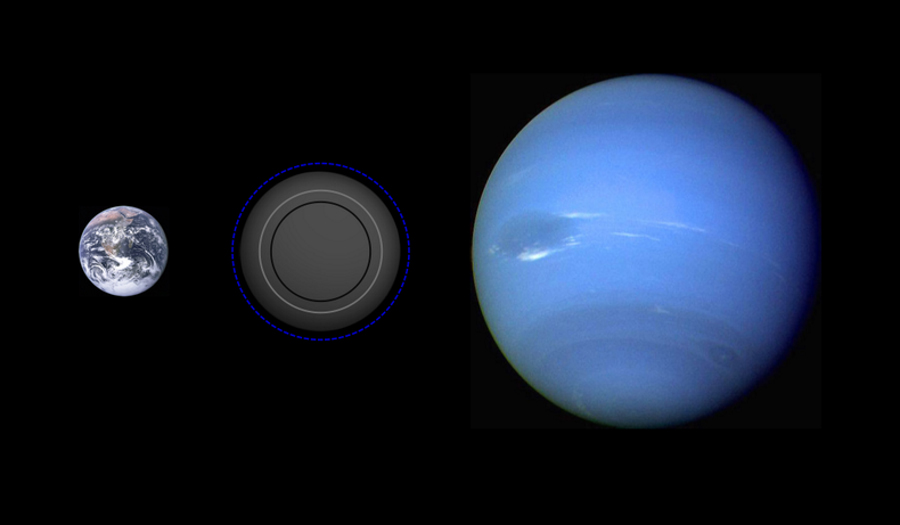 Dlaczego obserwujemy tak mało dużych planet skalistych w kosmosie? Egzoplanety mogą się kurczyć