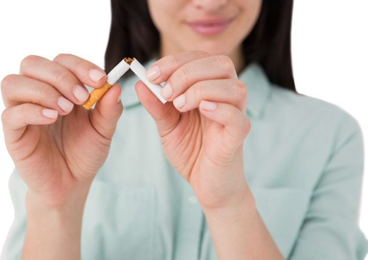Rzucenie palenia papierosów