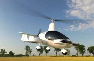 SafeGyro - polski bezzałogowy samolot