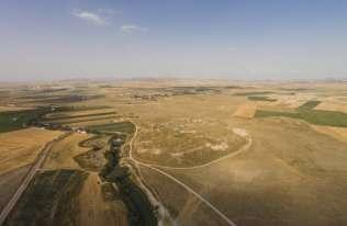 Transformacja krajobrazu na szeroką skalę zaczęła 10 ys. lat temu