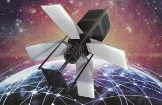 Konstelacja satelitów REC firmy SatRevolutoion
