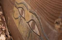 Malowidła wewnątrz egipskiego grobowca