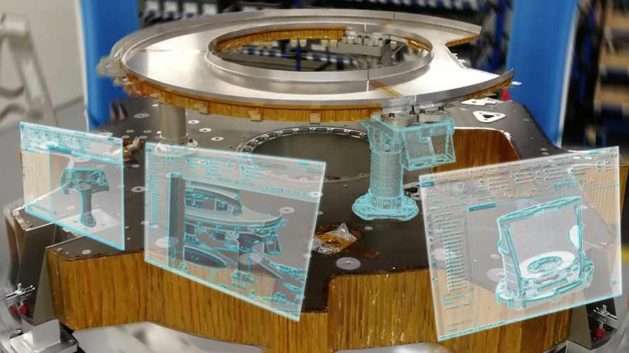 ESA zleca opracowanie aplikacji do produkcji lekkich struktur lotniczych