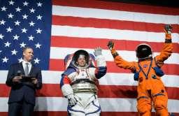 NASA zaprezentowała nowe skafandry kosmiczne