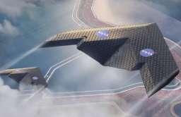 MIT i NASA demonstrują samolot przyszłości. Skrzydło, które zmienia kształt
