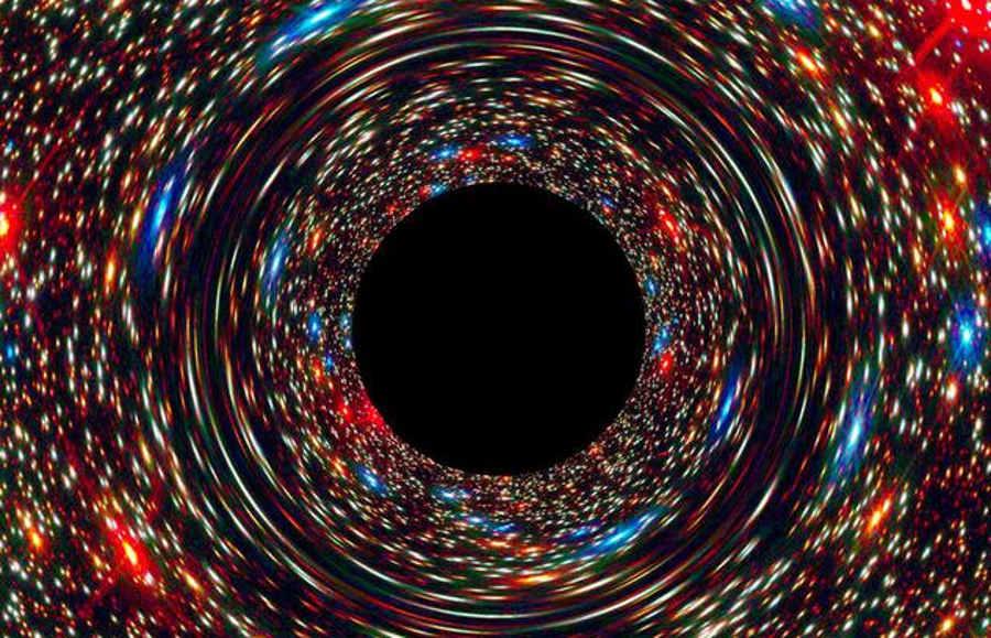 Naukowcy sugerują istnienie czarnych dziur o rozmiarach galaktyk