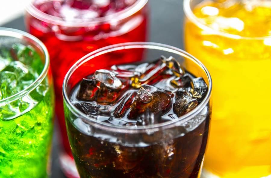 Słodkie napoje