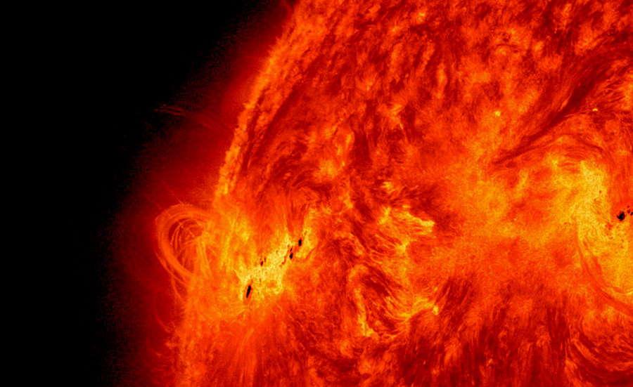 Nasze Słońce jest znacznie mniej aktywne niż podobne gwiazdy