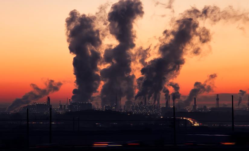 Krajobraz przemysłowy
