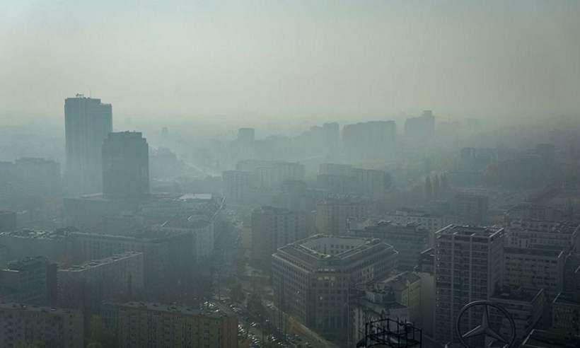 Gdzie smog zbiera największe żniwo? Polskie miasta w czołówce