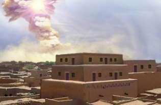 """Sodomę zniszczyła asteroida? Nowe dowody wskazują na """"kosmiczne uderzenie"""" w starożytne miasto"""