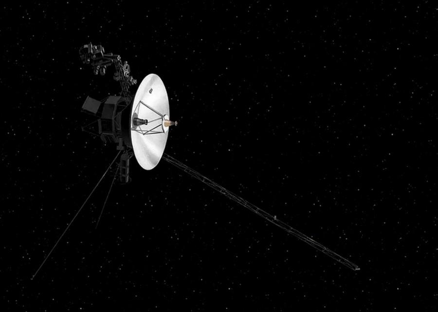 Sonda Voyager 2 wykryła wzrost gęstości przestrzeni kosmicznej poza Układem Słonecznym