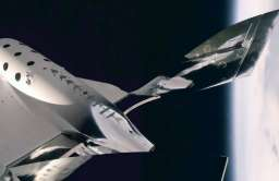 SpaceShipTwo firmy Virgin Galactic