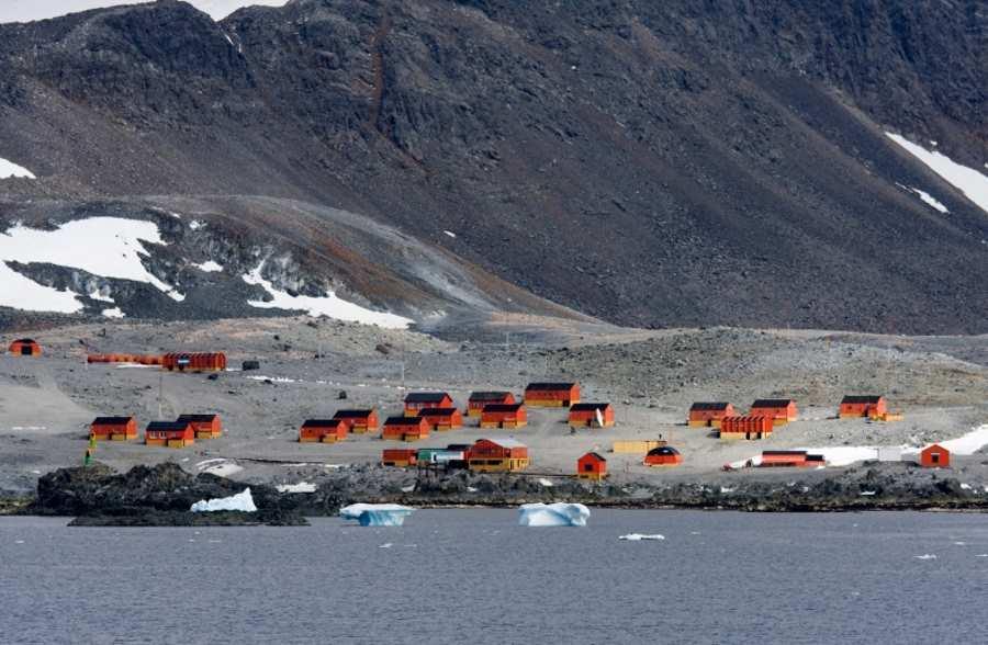 Rekord temperatury na Antarktydzie pobity